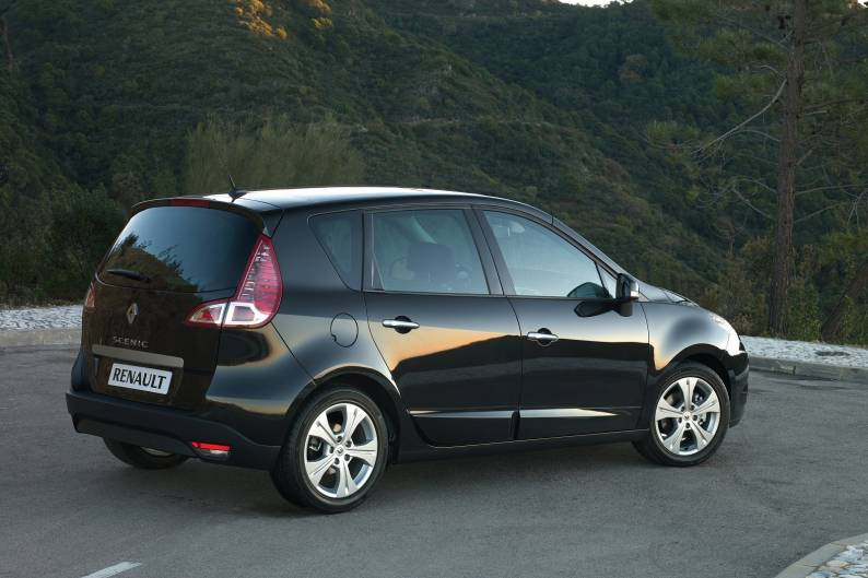 renault scenic 2009 2012 used car review car review. Black Bedroom Furniture Sets. Home Design Ideas