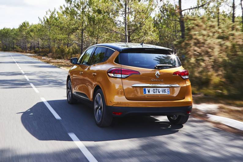 Renault Scenic review