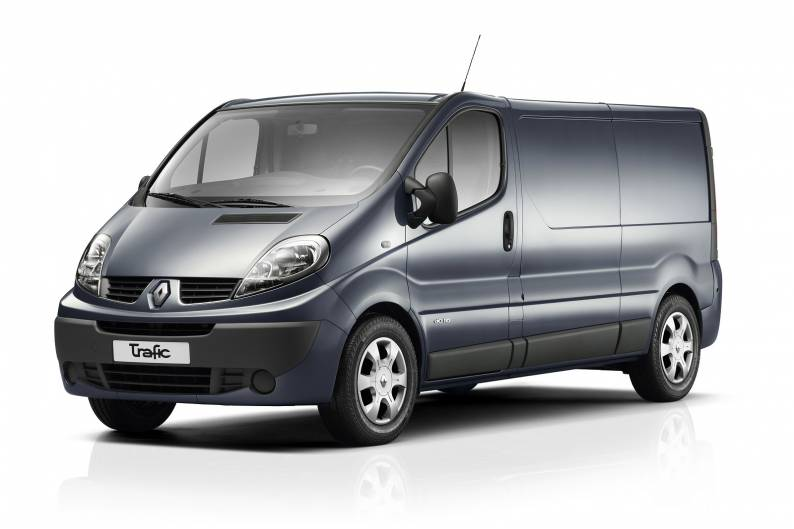 renault trafic 2001 2014 used car review car review rac drive. Black Bedroom Furniture Sets. Home Design Ideas
