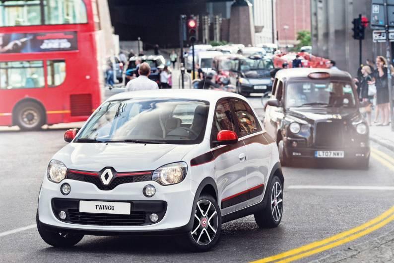 Renault Twingo Dynamique ENERGY 90 review