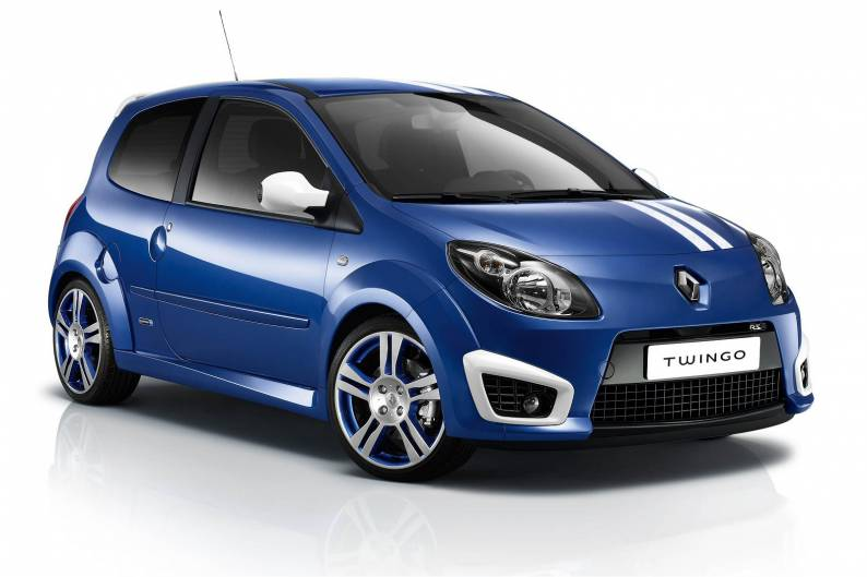 Renault Twingo Renaultsport 133 2008 2012 Used Car Review Car