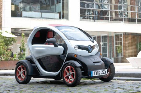 Renault Twizy Expression review