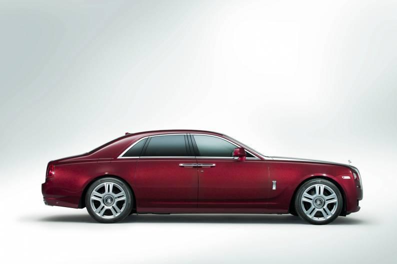 Rolls-Royce Ghost Series II review