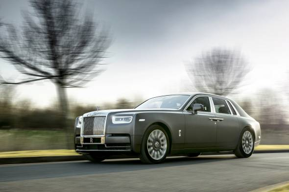 Rolls-Royce Phantom review