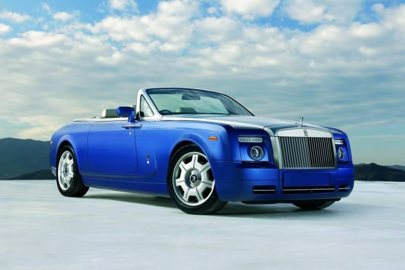 Rolls-Royce Phantom Drophead Coupe review