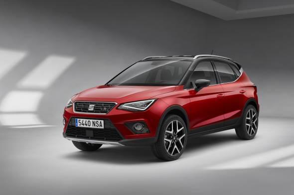 SEAT Arona review