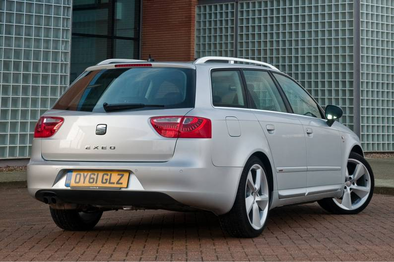 Seat Exeo 2009 2013 Used Car Review Car Review Rac Drive