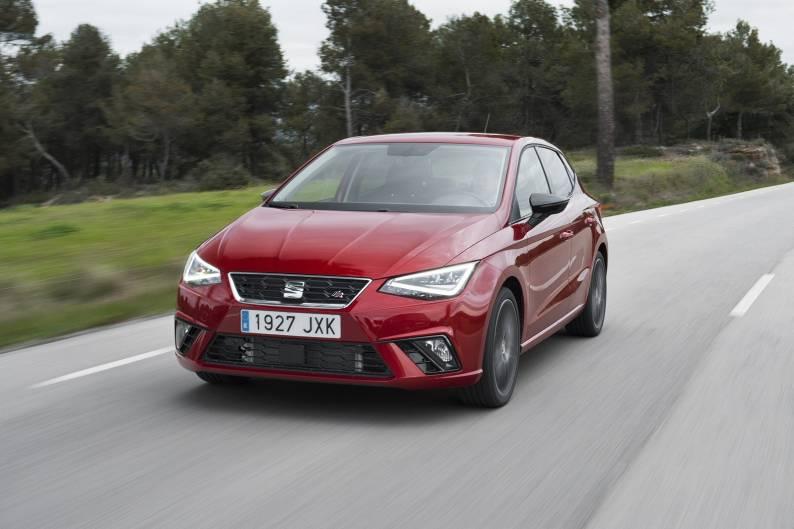 SEAT Ibiza review