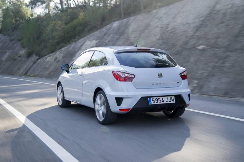 SEAT Ibiza Cupra review