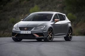 SEAT Leon Cupra R review