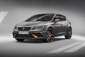 SEAT Leon Cupra R review