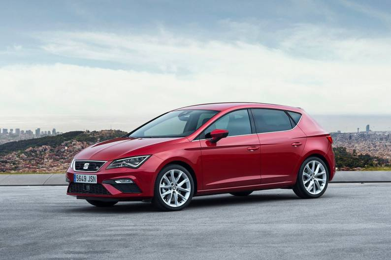 seat leon fr technology review car review rac drive. Black Bedroom Furniture Sets. Home Design Ideas