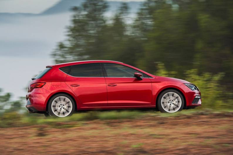 SEAT Leon FR Technology review