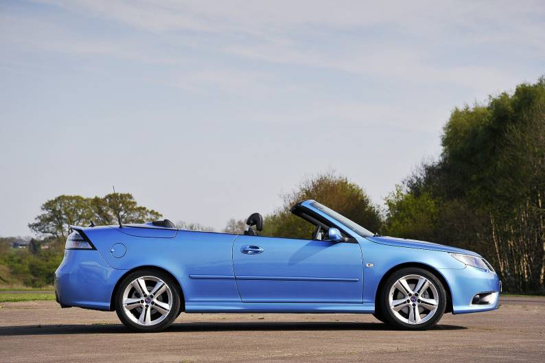 Saab 9-3 Convertible (2003-2012) used car review | Car