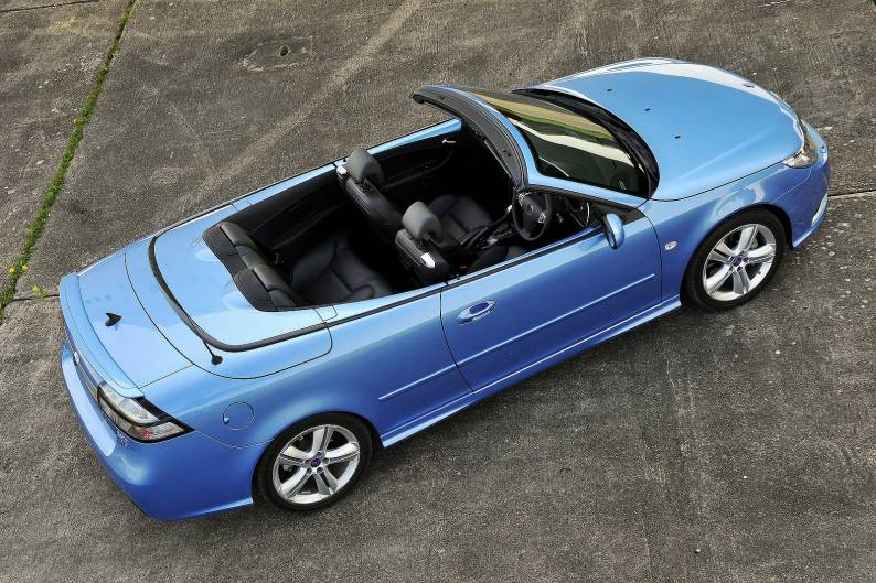 Saab 9-3 Convertible (2003-2012) used car review | Car