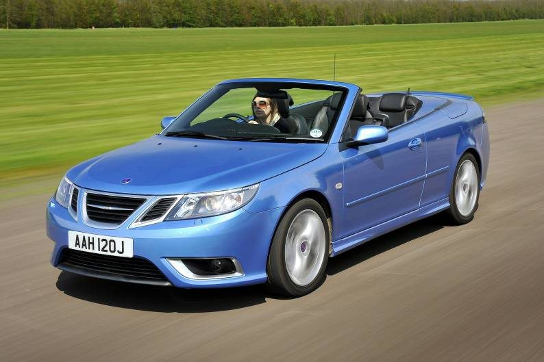 saab 9 3 convertible 2003 2012 used car review car review rac drive. Black Bedroom Furniture Sets. Home Design Ideas