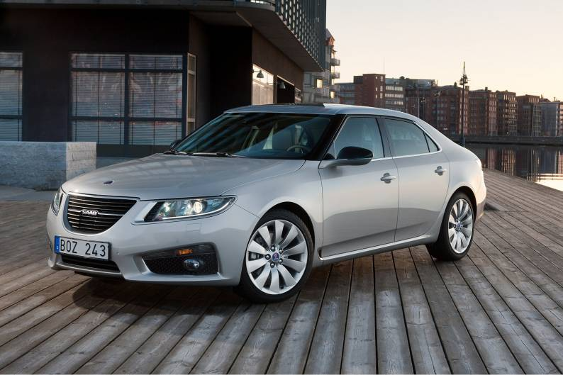 Saab 9-5 (2010 - 2012) used car review