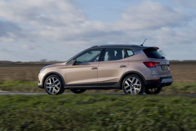 SEAT Arona 1.0 TSI review