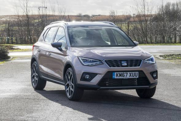 SEAT Arona 1.0 TSI review
