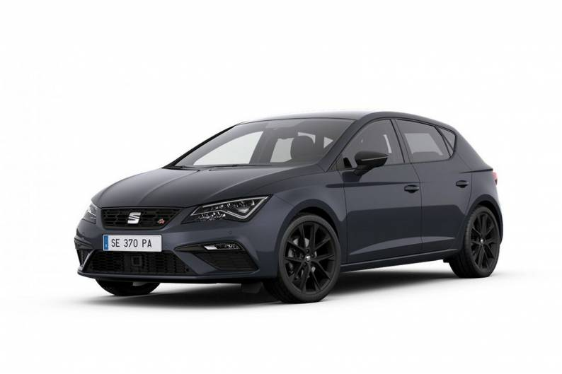SEAT Leon FR Black Edition review