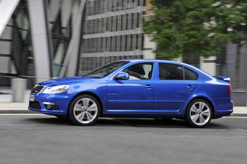 Skoda Octavia vRS (2006 - 2013) used car review