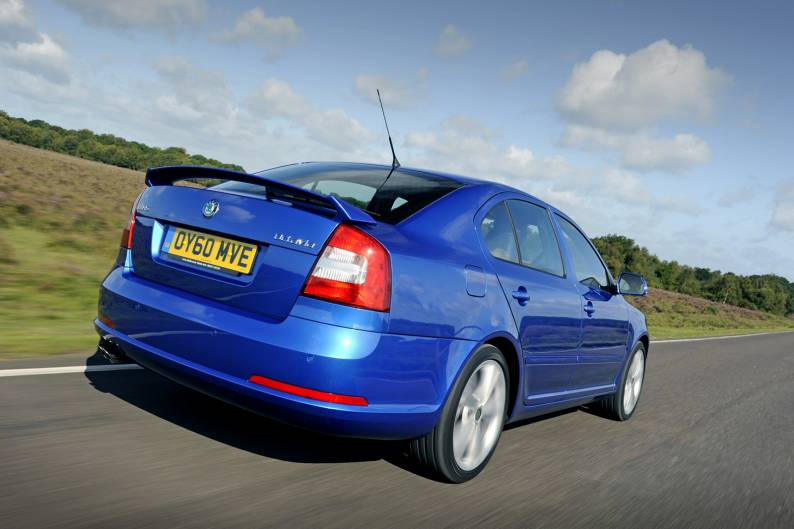 skoda octavia vrs 2006 2013 used car review car review rac drive. Black Bedroom Furniture Sets. Home Design Ideas