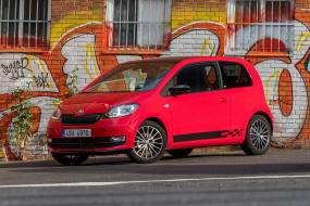 Skoda Citigo Monte Carlo review
