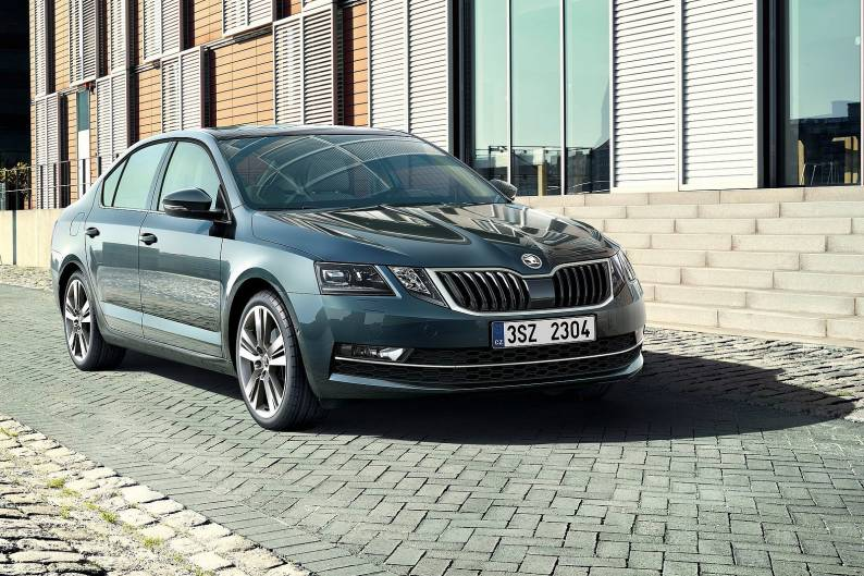 Skoda Octavia 1 6 TDI review | Car review | RAC Drive