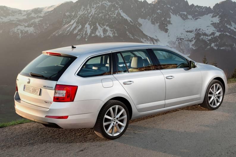 Skoda Octavia Estate 4x4 review
