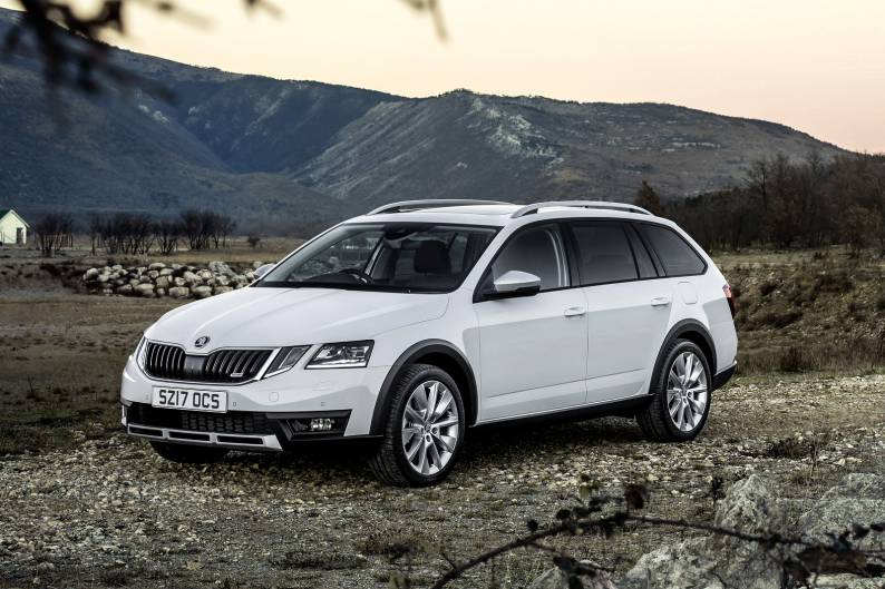 skoda octavia scout review car review rac drive. Black Bedroom Furniture Sets. Home Design Ideas