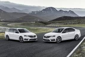 Skoda Octavia vRS review