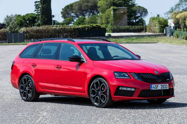 skoda octavia vrs 245 review car review rac drive. Black Bedroom Furniture Sets. Home Design Ideas