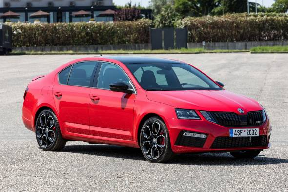 Skoda Octavia vRS 245 review