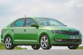 Skoda Rapid Spaceback 1.4 TDI review