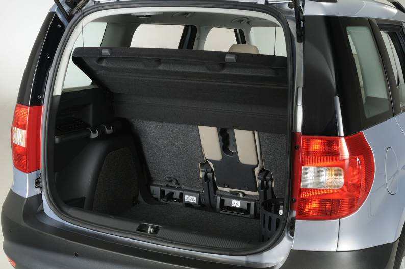 Skoda Yeti (2009 - 2013) used car review