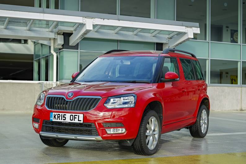 skoda yeti 1 2 tsi review car review rac drive. Black Bedroom Furniture Sets. Home Design Ideas