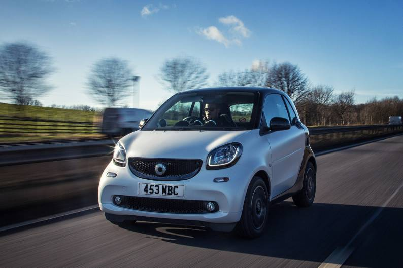 smart fortwo review | Car review | RAC Drive