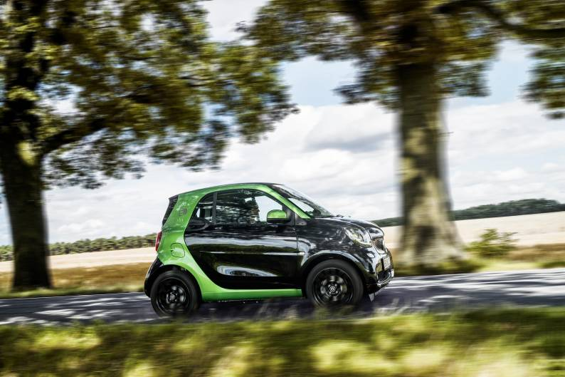 smart fortwo review