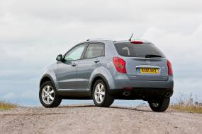 SsangYong Korando (2011 - 2013) used car review