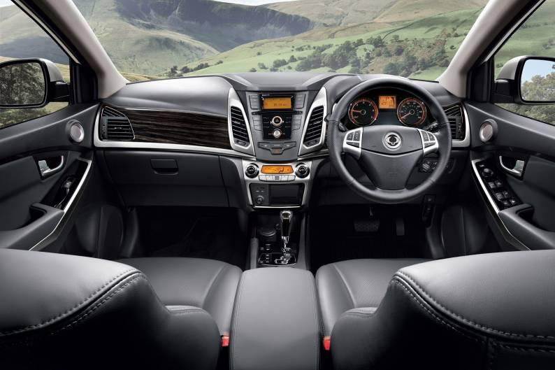 SsangYong Korando 2.0 SE4 4WD review