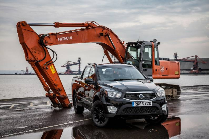 SsangYong Musso review