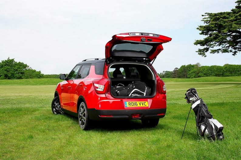 Ssangyong Tivoli Xlv Review Car Review Rac Drive