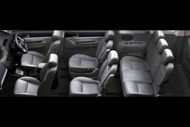 SsangYong Turismo review