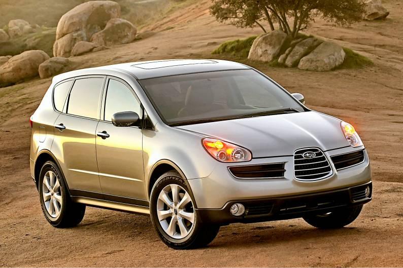 Subaru B9 Tribeca (2006 - 2009) used car review