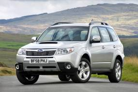 Subaru Forester (2008 - 2010) used car review