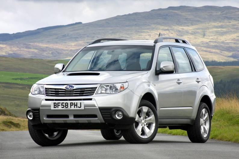 Subaru Forester (2008 - 2010) used car review | Car review