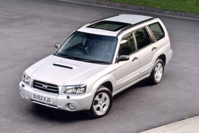 Subaru Forester 2008 Turbo >> Subaru Forester (2002 - 2008) used car review | Car review | RAC Drive