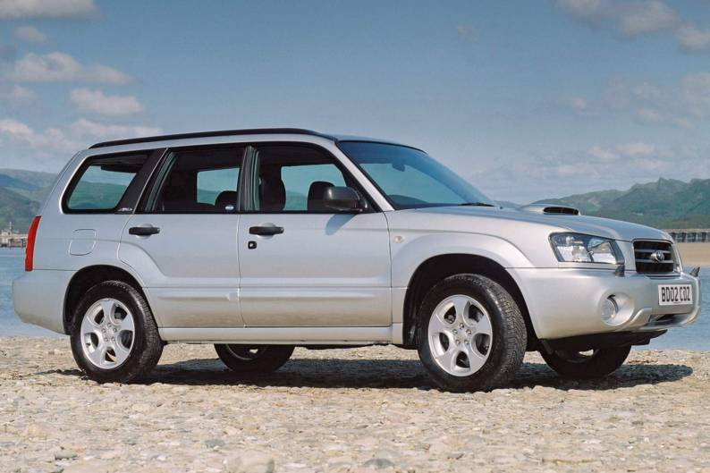 Subaru Forester (2002 - 2008) used car review | Car review