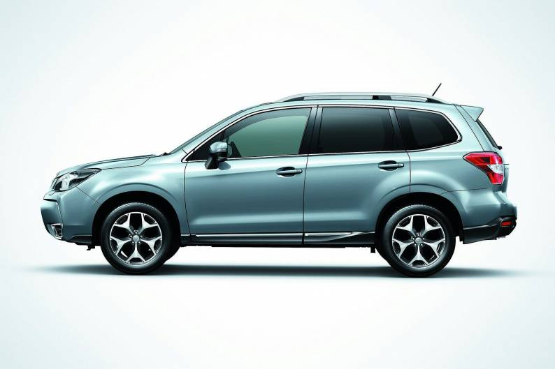 Subaru Forester 2 0D review | Car review | RAC Drive