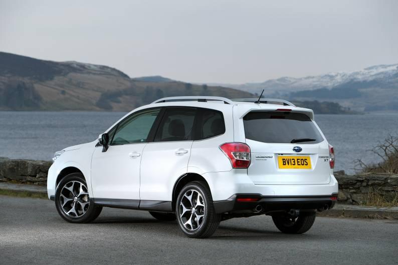 Subaru Forester 20i Xt Review Car Review Rac Drive